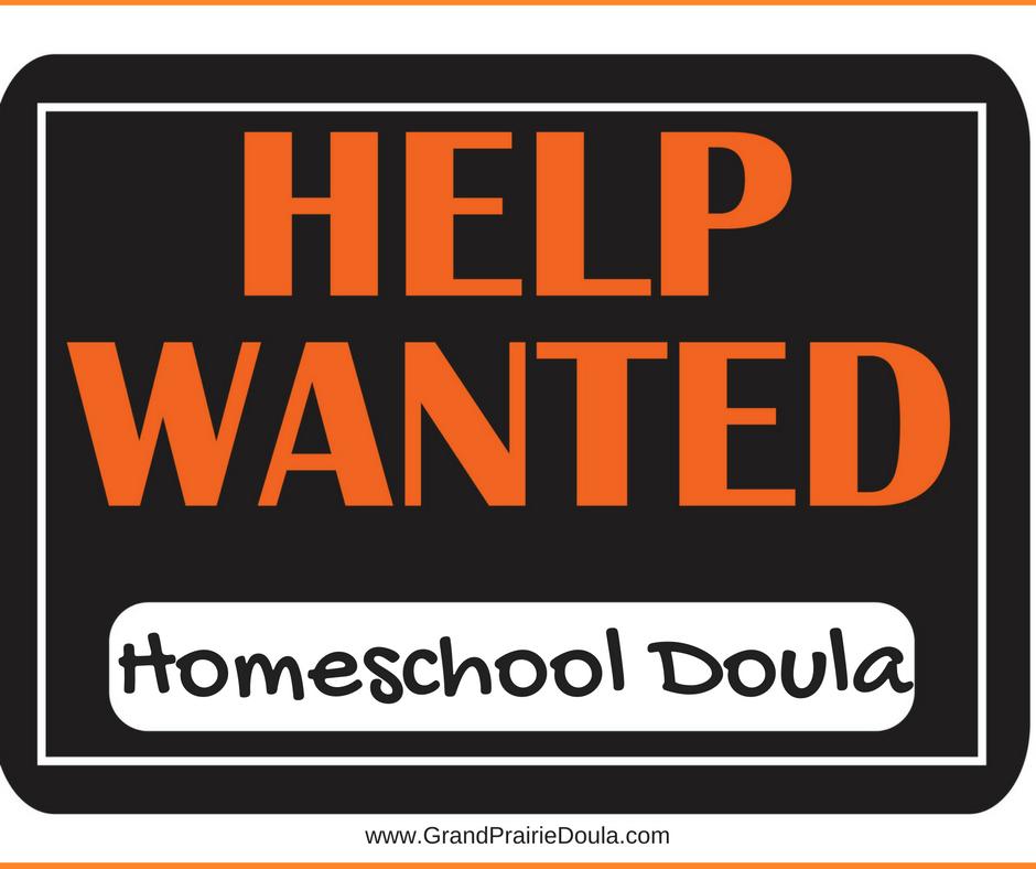 Homeschool Doula