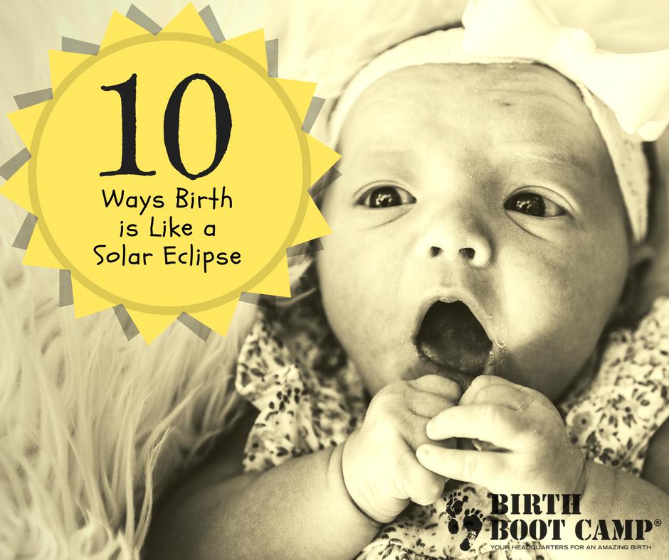 solar eclipse birth