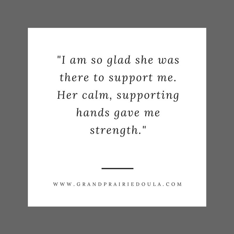 doula strength